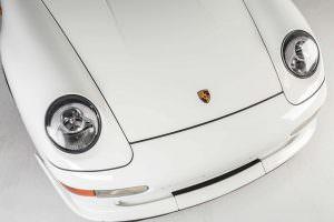Фары Porsche 911 Carrera RS 3.8