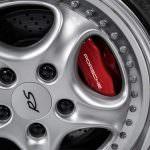 Дизайн колес Porsche 911 Carrera RS 3.8