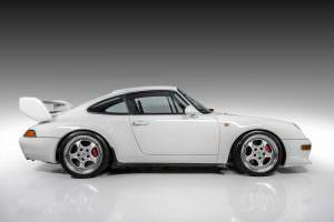 Porsche 911 Carrera RS 3.8 1995 года выпуска