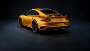 Porsche 911 Turbo S Exclusive: самый быстрый в серии