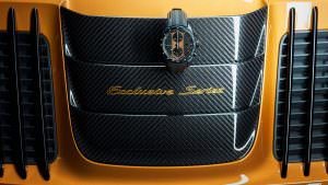 Титановые часы от Porsche Design