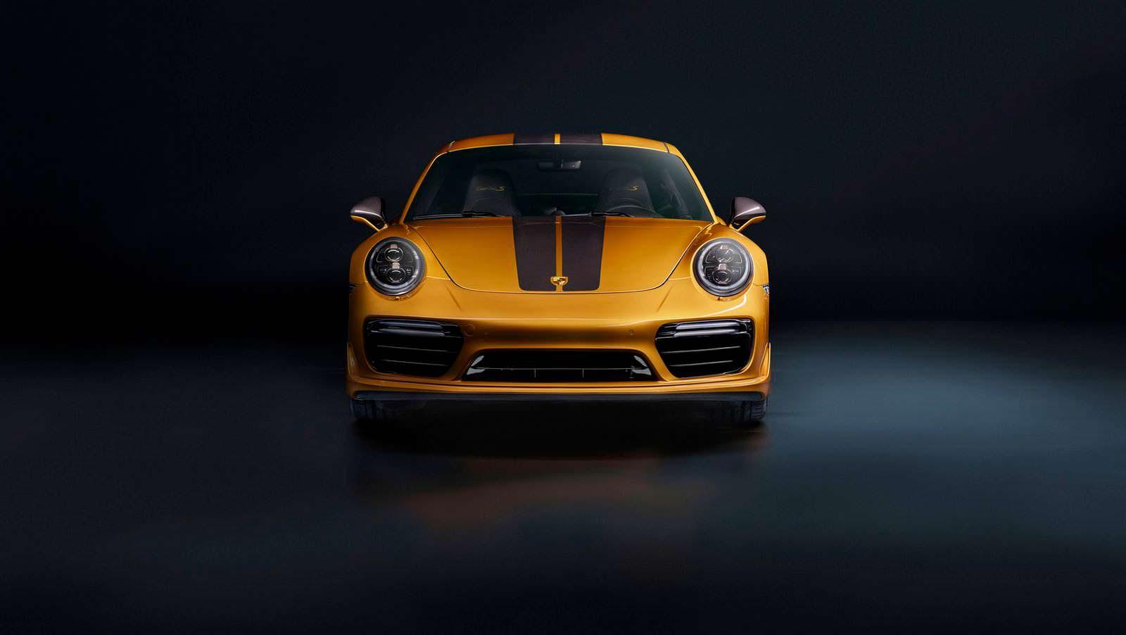 Самый быстрый Porsche 911 Turbo S Exclusive: только 500 штук