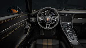 Фото салона Porsche 911 Turbo S Exclusive