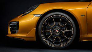 20-дюймовые колеса Porsche 911 Turbo S Exclusive