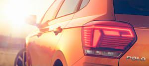 Официальный тизер Volkswagen Polo VI