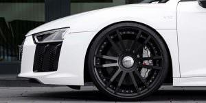 20-дюймовые колеса Audi R8 Spyder от Wheelsandmore
