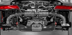 5,2-литровый двигатель V10 Audi R8. Тюнинг Wheelsandmore