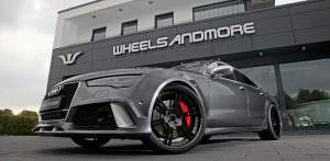 Тюнинг Audi RS7 от Wheelsandmore