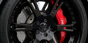 22-дюймовые диски 6Sporz Audi RS7 от Wheelsandmore