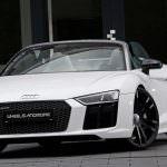 Тюнинг Audi R8 Spyder от Wheelsandmore