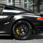 Фото | Dark Knight 911 Turbo S. Тюнинг от Auto-Dynamics.pl