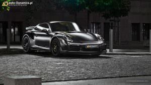 Dark Knight 911 Turbo S: мощность 700 л.с.