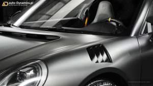Вентилируемые крылья Dark Knight 911 Turbo S