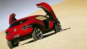 Volkswagen Concept T: максимальная скорость 230 км/ч