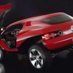 Дизайн Volkswagen Concept T 2004 года