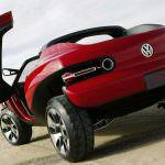 Volkswagen Concept T: большой клиренс, 4Motion и 241 л.с.