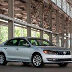 Американский Volkswagen Passat 2018 модельного года