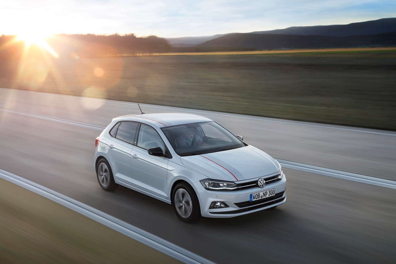 Новый Volkswagen Polo Beats