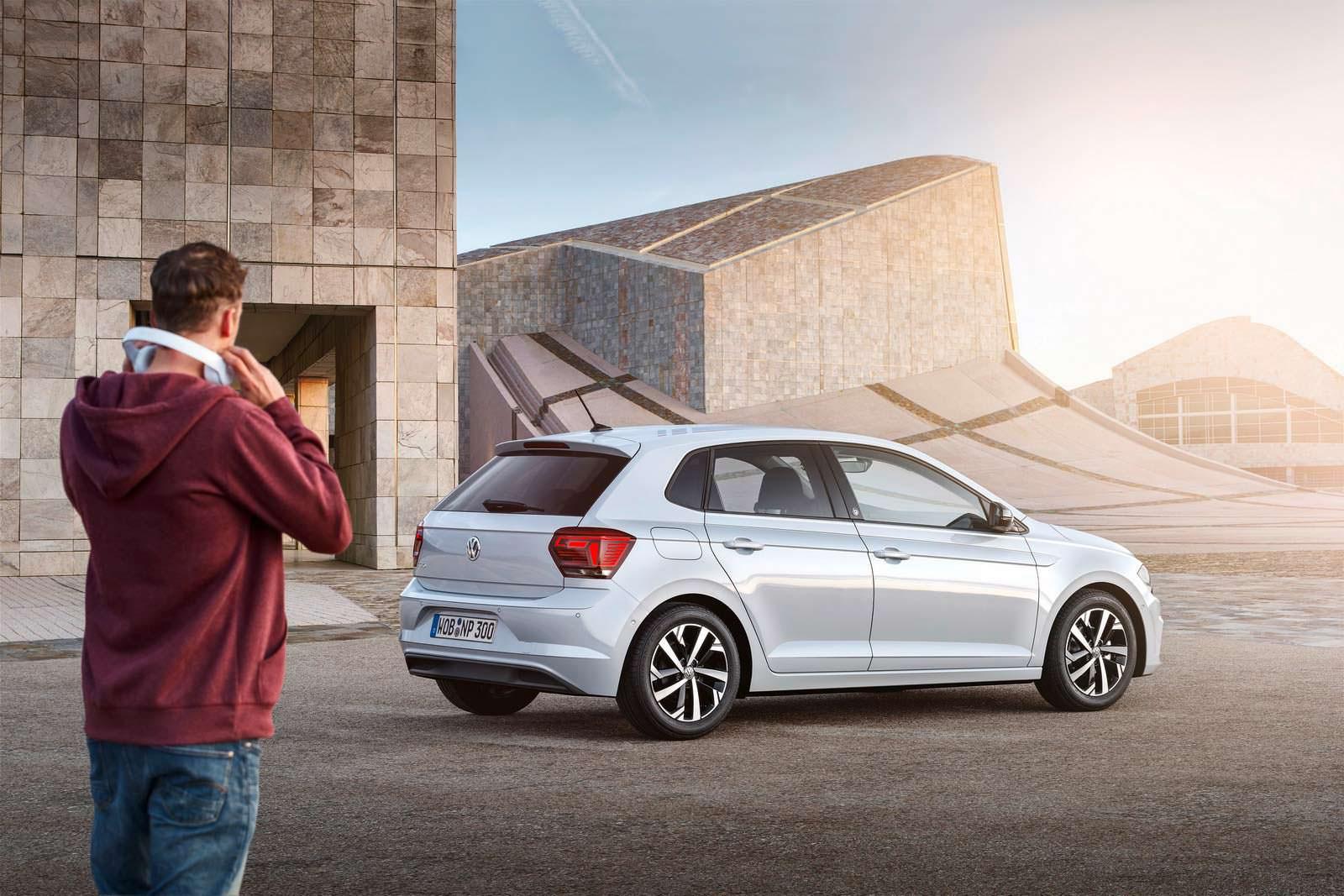 Volkswagen Polo Beats. 2018 модельный год