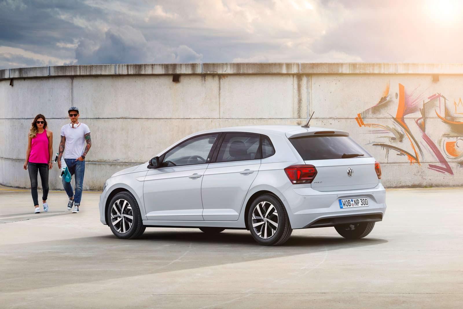 Volkswagen Polo Beats шестого поколения