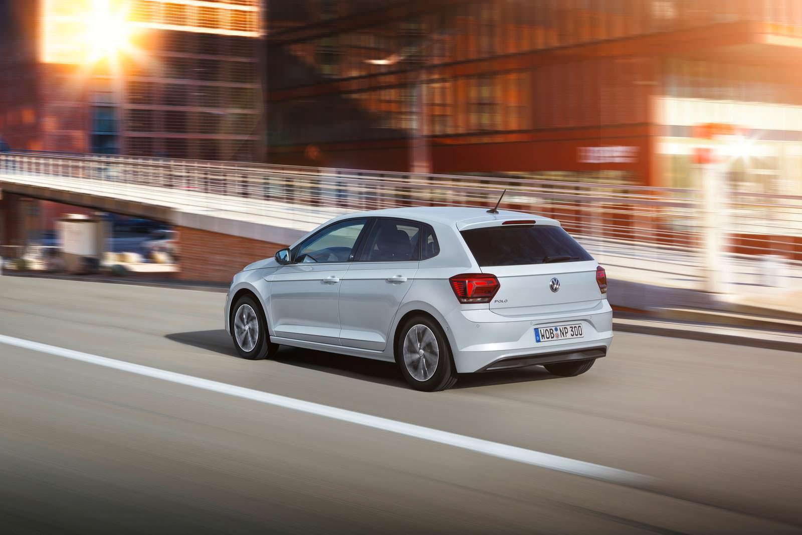 Volkswagen Polo Beats. Платформа MQB A0