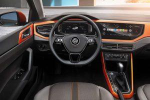 Фото | Салон Volkswagen Polo нового поколения