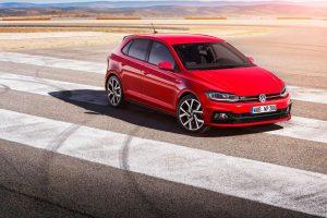 Новый Volkswagen Polo GTI. 2018 модельный год