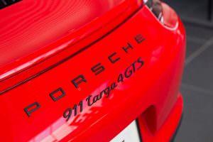999 999-й экземпляр Porsche 911 Targa 4 GTS