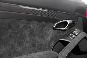 Дверные карты Porsche 911 Targa 4 GTS