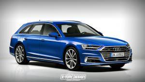 Фото | Audi A8 Avant D5. Неофициально от X-Tomi Design