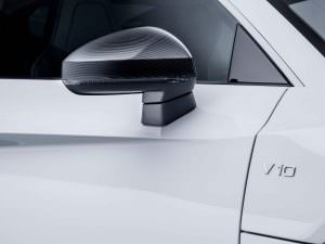 Углеродные зеркала Audi R8 Performance