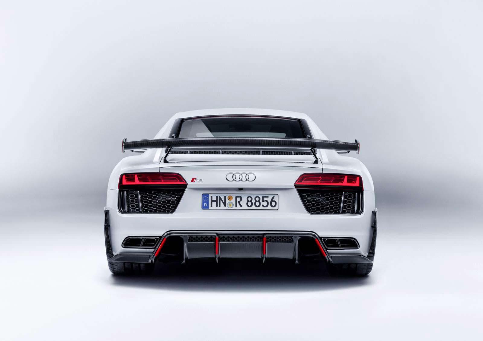 Фото Audi R8 Performance