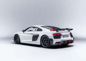 Новая Audi R8 Performance