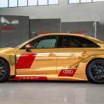 Гоночный седан Audi RS3 LMS #100
