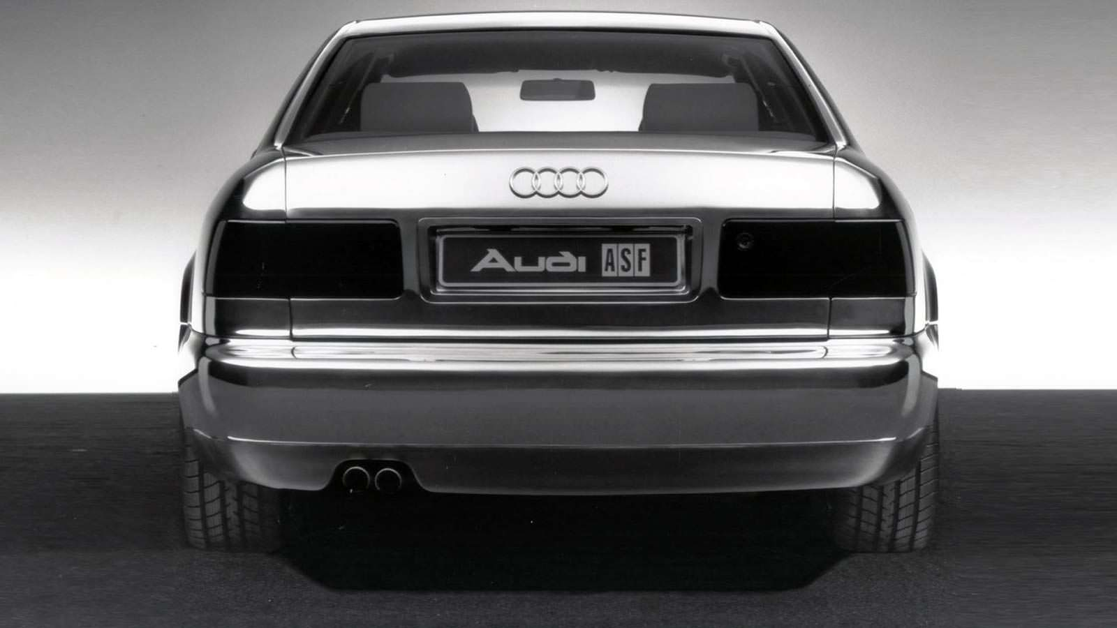 Audi Space Frame. Концепт 1993 года