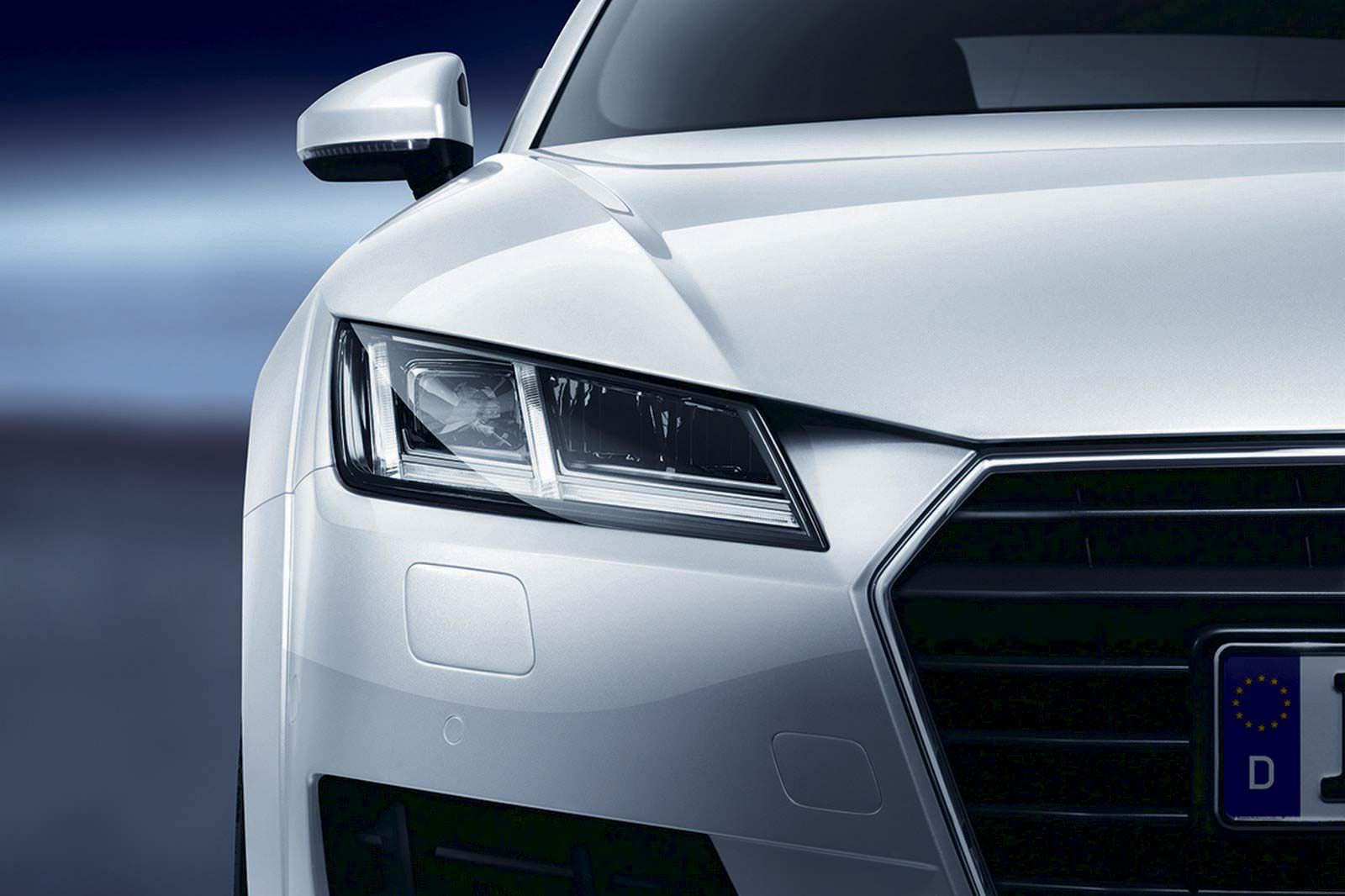 Светодиодные фары Audi TT 1.8 Lighting Style Edition