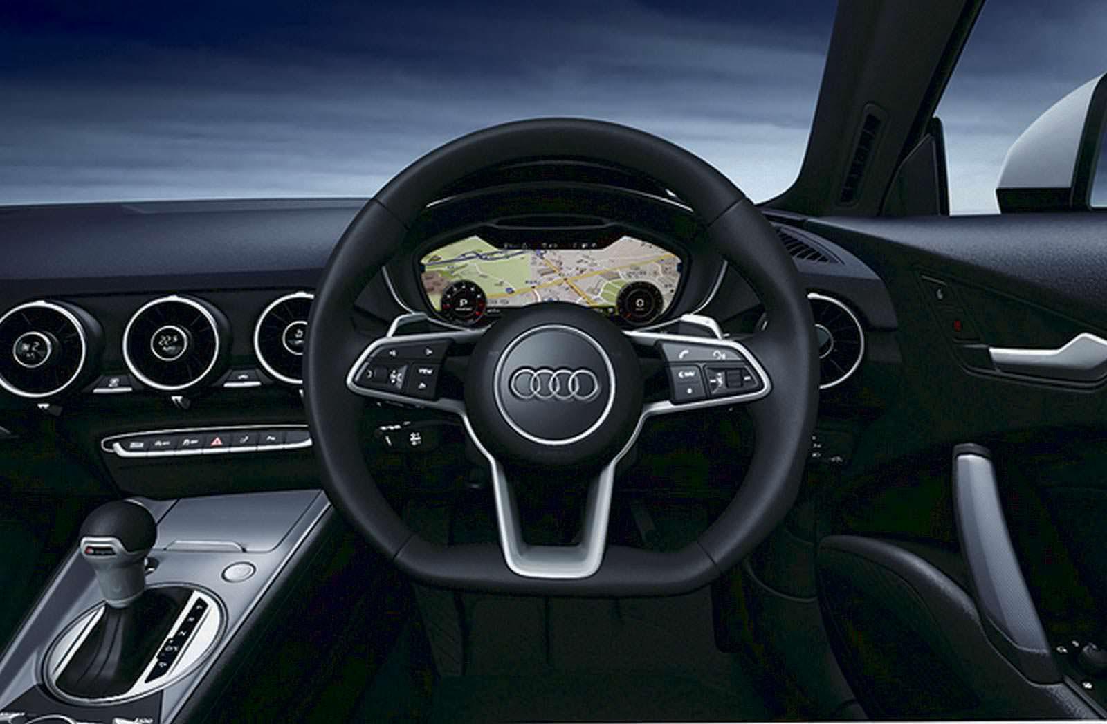 Фото салона Audi TT 1.8 Lighting Style Edition