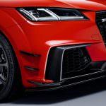 Агрессивные воздухозаборники Audi TT RS Performance