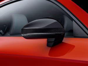 Карбоновые зеркала заднего вида Audi TT RS Performance