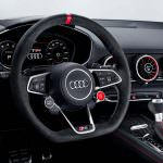 Фото салона Audi TT RS Performance