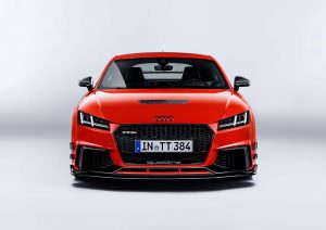 Audi TT RS Performance