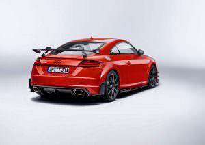 Audi TT RS Performance. 2017 год