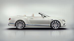 Четырехместный кабриолет Bentley Continental GTC Galene