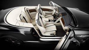 Фото | Салон Bentley Continental GT Timeless Series