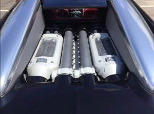 16-цилиндровый двигатель Bugatti Veyron Grand Sport