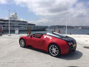 Bugatti Veyron Grand Sport 2009 года в продаже