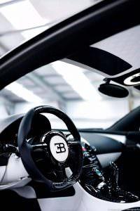 Салон Bugatti Veyron Linea Vivere от Mansory