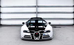 Bugatti Veyron Linea Vivere от Mansory. Шасси №003