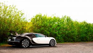 2007 Bugatti Veyron Linea Vivere от Mansory