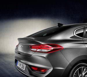 Спортивный Hyundai i30 Fastback 2018